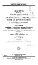 Health Care Reform  Serial 103 90