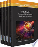 Data Mining Concepts Methodologies Tools And Applications