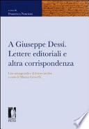 A Giuseppe Dessì