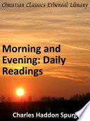 Morning And Evening Daily Readings