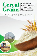 Cereal Grains Book PDF