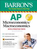AP Microeconomics Macroeconomics with 4 Practice Tests