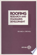 Roofing Research and Standards Development
