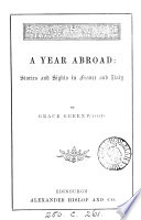 A year abroad  by Grace Greenwood