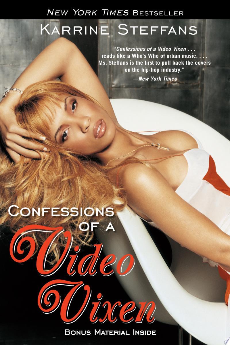 Confessions of a Video Vixen banner backdrop