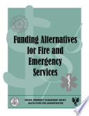 Funding Alternatives For Fire And Emergency Services Book PDF