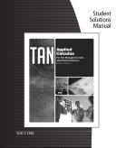 Student Solutions Manual for Tan s Applied Calculus for the Managerial  Life  and Social Sciences  9th