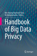 Handbook of Big Data Privacy