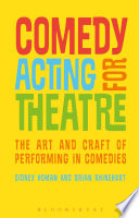 Comedy Acting for Theatre Book PDF