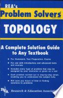 Topology Problem Solver Book