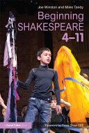 Beginning Shakespeare 4 11