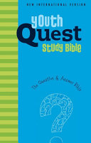 Pdf NIV, Youth Quest Study Bible, eBook Telecharger
