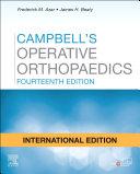 Campbell s Operative Orthopaedics  E Book