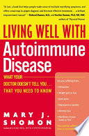 Living Well with Autoimmune Disease Book