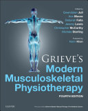 Grieve s Modern Musculoskeletal Physiotherapy E Book