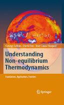 Understanding Non-equilibrium Thermodynamics Pdf/ePub eBook