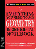 Everything You Need to Ace Geometry in One Big Fat Notebook Pdf/ePub eBook