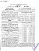 Climatological Data  Oregon Book