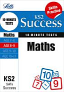 Letts Key Stage 2 Success Maths Age 8-9