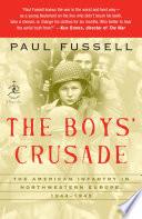 The Boys  Crusade