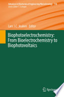 Biophotoelectrochemistry  From Bioelectrochemistry to Biophotovoltaics