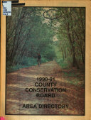 County Conservation Board Area Directory