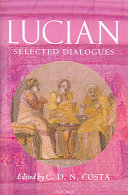 Pdf Lucian: Selected Dialogues