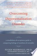 Overcoming Depersonalization Disorder Book