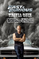 Fast And Furious Trivia Quiz