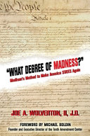 What Degree of Madness  Book