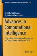 Advances in Computational Intelligence [Pdf/ePub] eBook
