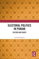 Electoral Politics in Punjab