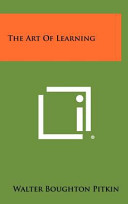 The Art of Learning Book PDF