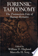 Forensic Taphonomy