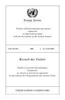 Pdf Treaty Series 2505 Telecharger