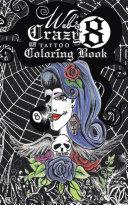 Web's Crazy 8 Tattoo Coloring Book