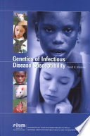 Genetics of Infectious Disease Susceptibility Book
