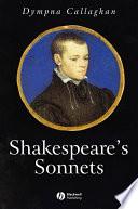 Shakespeare's Sonnets Pdf/ePub eBook