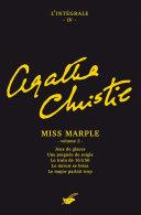 Intégrale Miss Marple -
