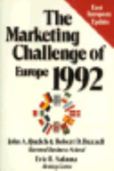 Cover of The Marketing Challenge of Europe 1992