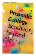 Prismatic Ecology Pdf/ePub eBook