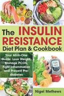 The Insulin Resistance Diet Plan   Cookbook