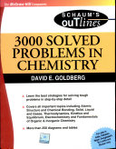 3000 Sp In Chemistry (Sie)