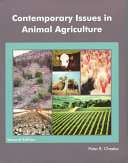Contemporary Issues In Animal Agriculture Book PDF