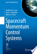 Spacecraft Momentum Control Systems Book