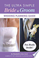 The Ultra Simple Bride Groom Wedding Planning Guide Book