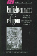 Pdf Enlightenment and Religion