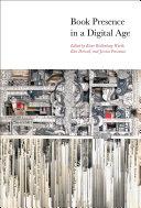 Pdf Book Presence in a Digital Age