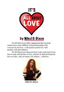 It s All About Love Book PDF