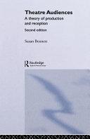 Theatre Audiences